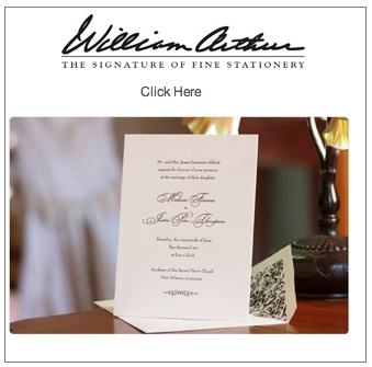 View William Arthur Wedding Invitations OnLine